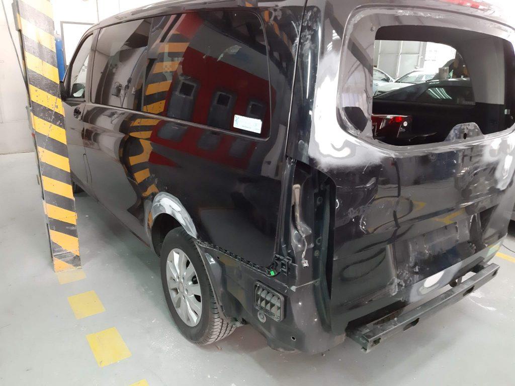 Reparación Mercedes Vito